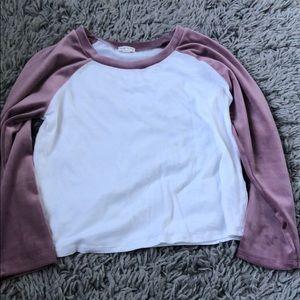 garage quarter sleeve shirt